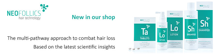 New: Neofollics Hair Technology