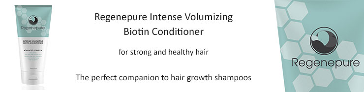 Regenepure Intense Volumizing Biotin Conditioner