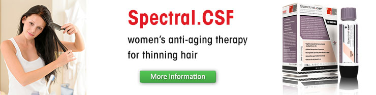 New: Spectral.CSF for women